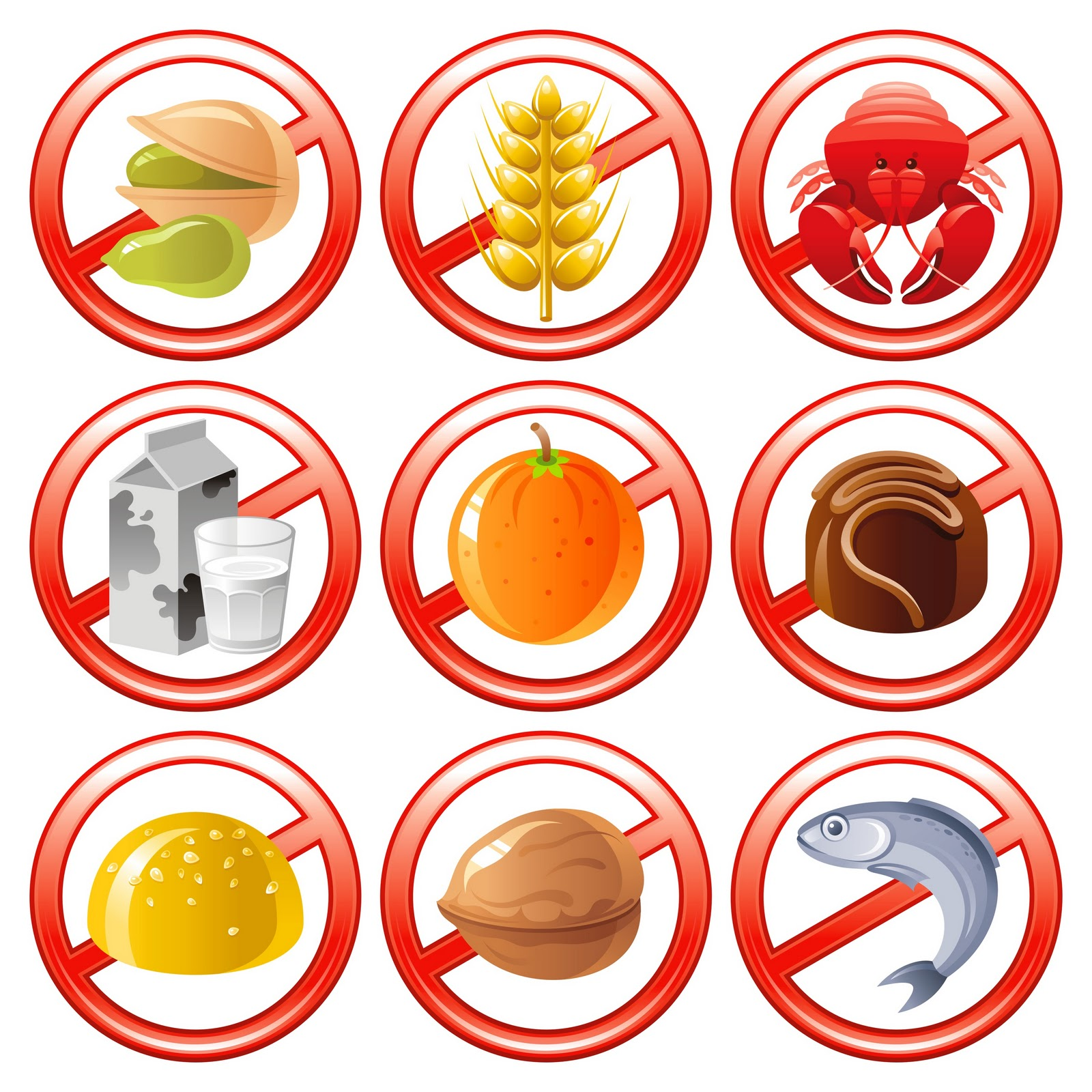Hranitelni alergii