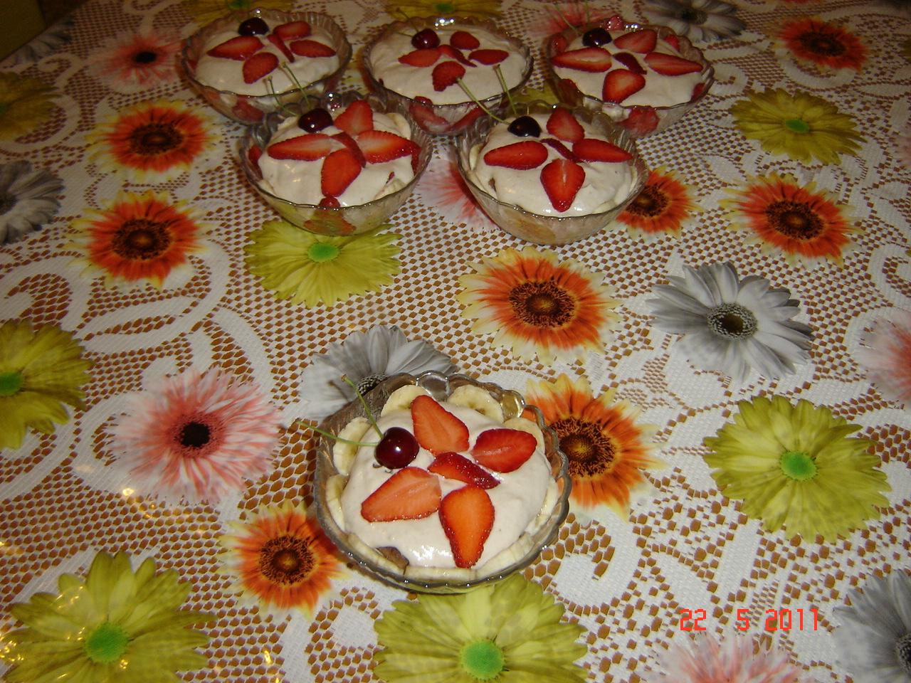 Ваши рецепты с печеньем - Завтрак, часть первая