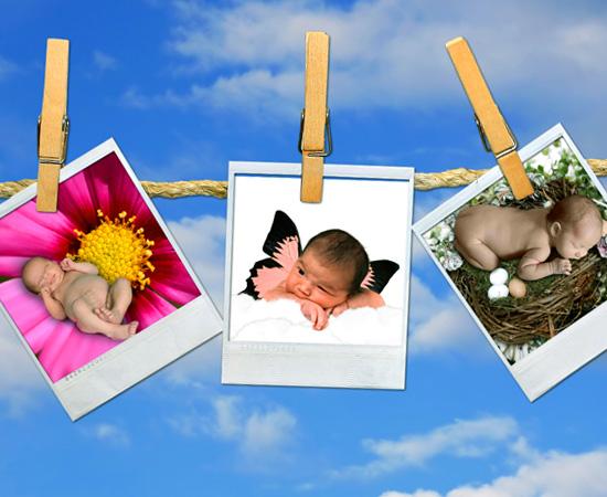 Фантазия с бебета