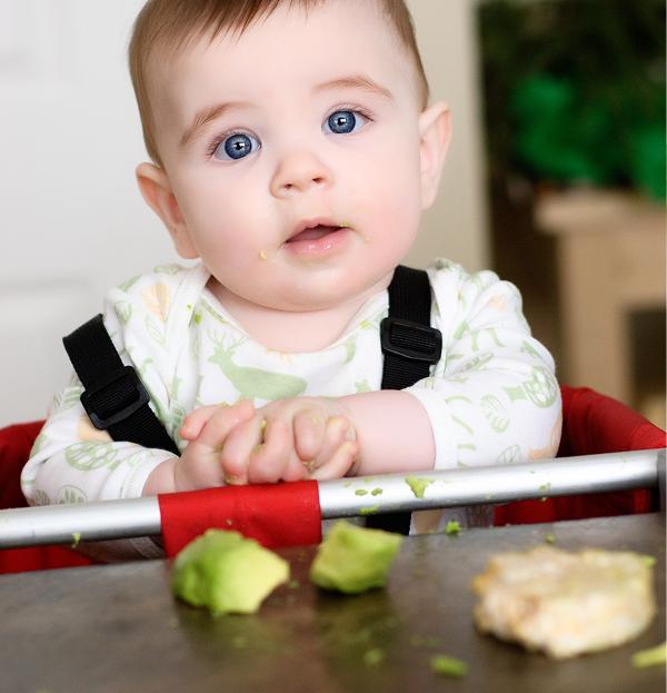 бебе, авокадо, храна, захранване, бебешка храна, банан, рецепта, витамини, полезно, хранене, здравословна храна