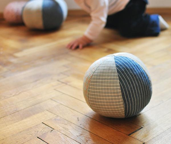 Текстилна топка