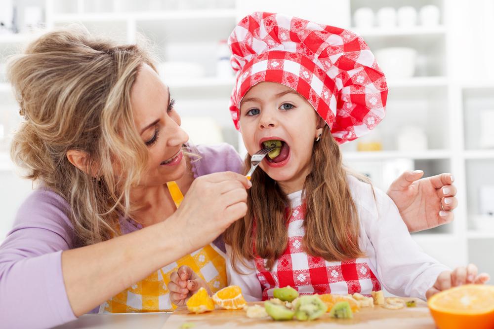 Вегетарианское воспитание