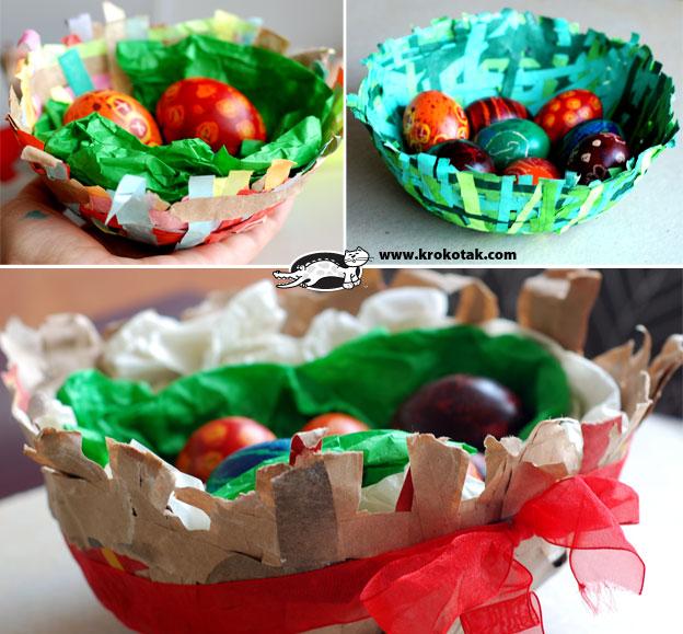 Пасхальные яйца-пасхальные кролики