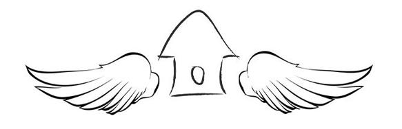 лого Дом с Крила