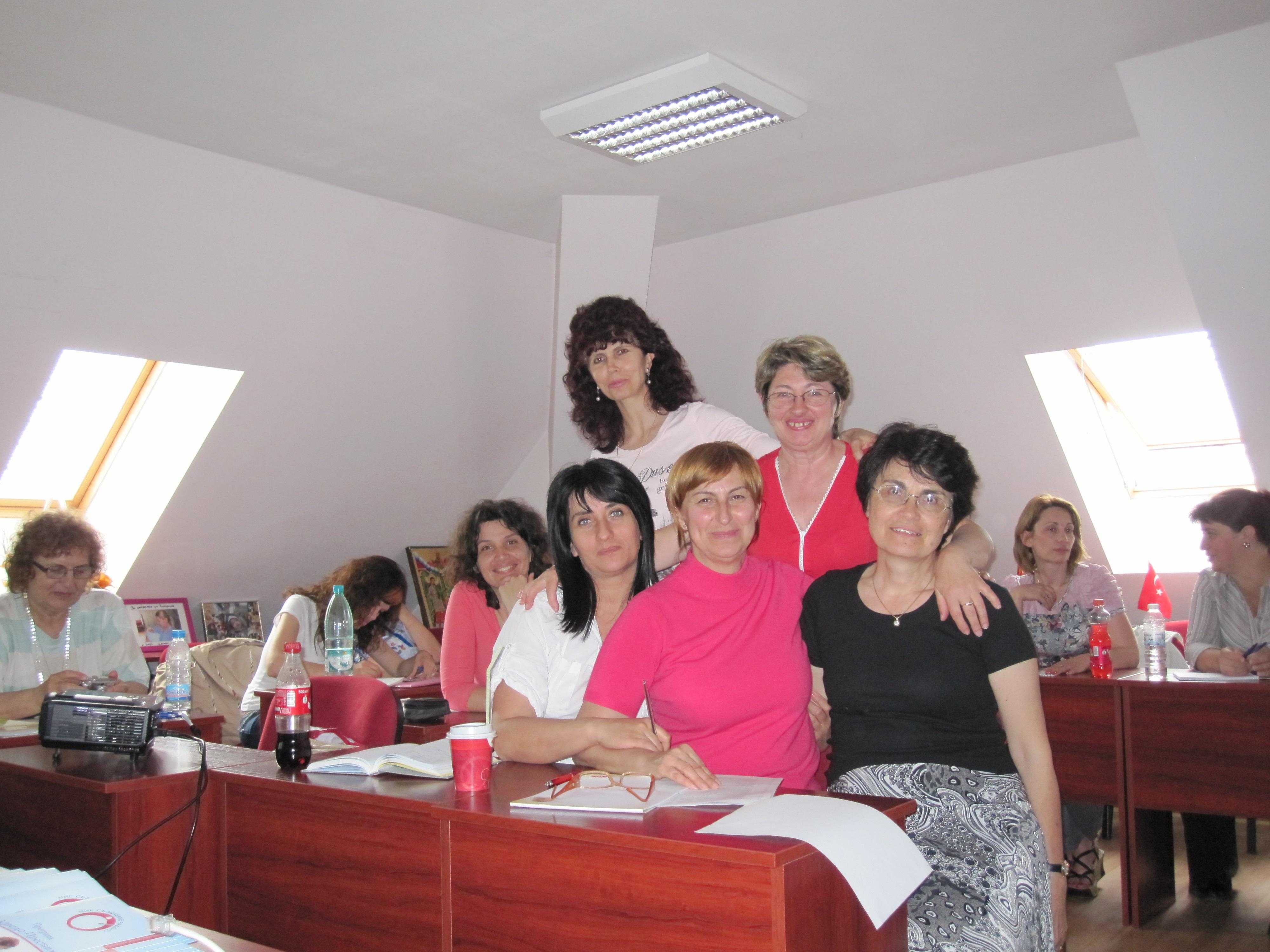 Завърши шестото обучение за консултанти по кърмене и медицински лица