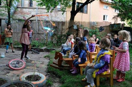 Зеленая школа - Органически - уже в Софии