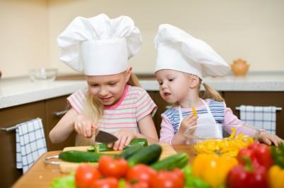 zdravoslovno hranene deca