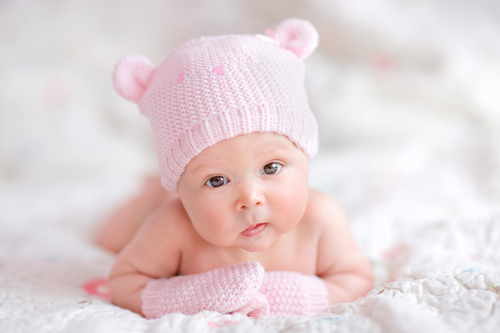 Първото бебе за 2019 година, родено в Майчин дом, е момиче
