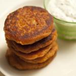 Сладки картофени палачинки (8 месеца)