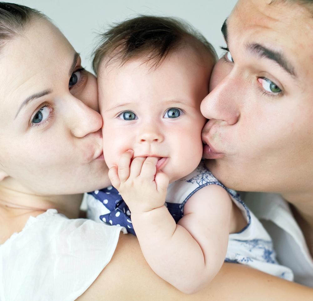 Как бременността променя отношенията в семейството?