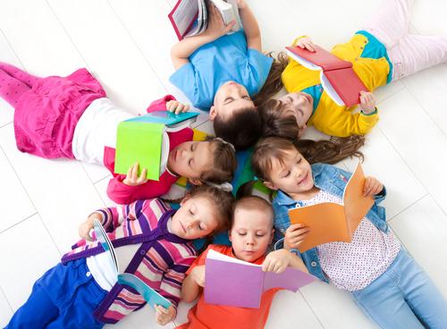 10 начина децата да заобичат книжките