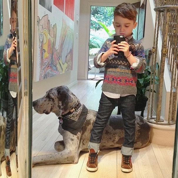 Как изглежда дете, облечено по-стилно и от възрастен? Ето как!