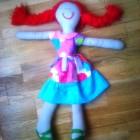 """""""Направи с мама"""": Как да си направим кукла-поставка за ластици, шноли и диадеми"""