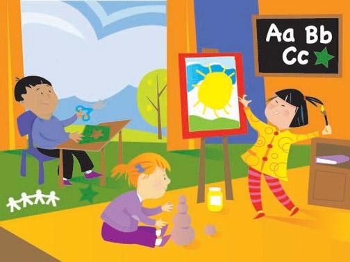 Записване в детска градина – какво трябва да знаем?