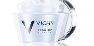 Vichy представи най-новия си продукт от серията Liftactiv Supreme против стареене на кожата в течение на деня