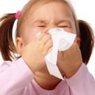Лечение на детската хрема с домашни средства
