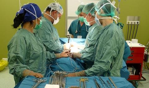 Уникална операция на 3-годишно дете