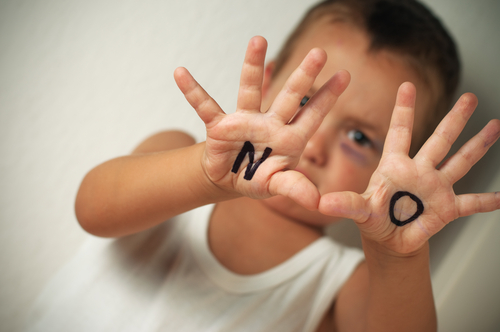 Как да се държим с упоритото дете