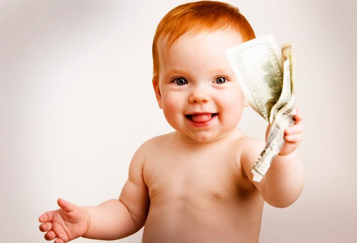 Детските надбавки – само в натура