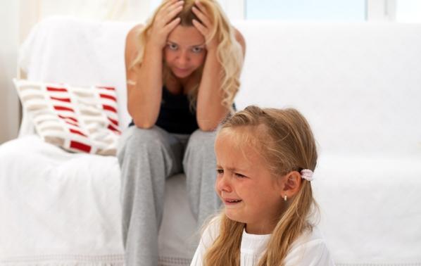 Как да се преборим с хленченето при децата?