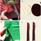 Как да си направим коледно джудже с подръчни материали?
