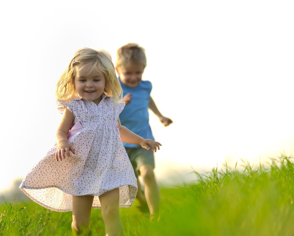 Здрави и силни деца