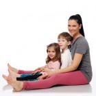Безплатен урок по йога за деца