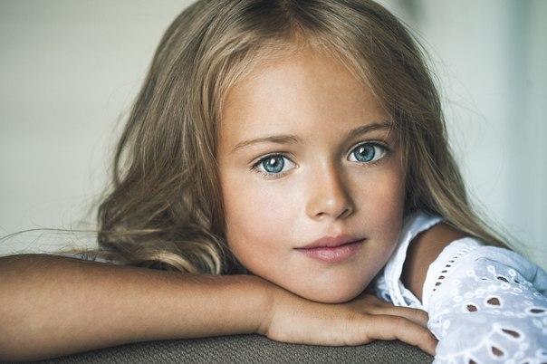 Кое е най-красивото дете в света?