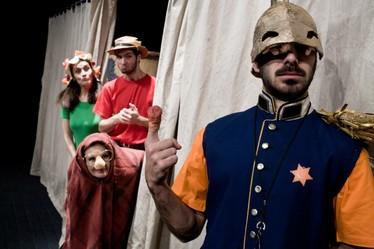 """""""Пинокио"""" в Младежкия театър на 10 януари"""