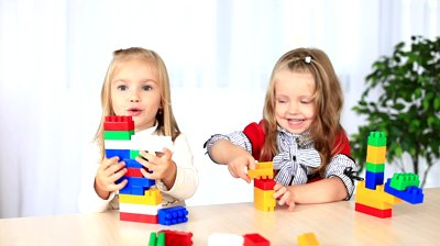 stock-footage-children-playing-with-a-constructor-dolly-hd