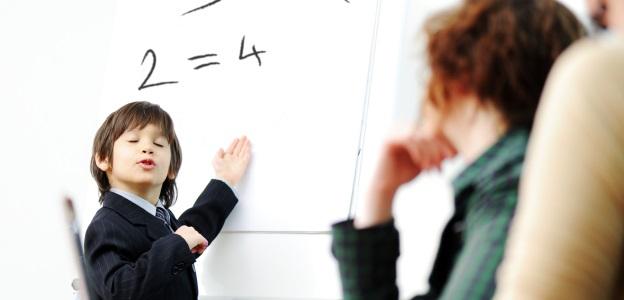 Вашето дете може би е бъдещ гений?