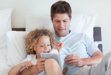 Наръчник за бащи: Приказка за лека нощ