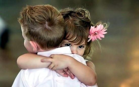Какво мислят децата за любовта?