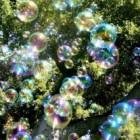 Нарисувай ми дъга… със сапунени балони!