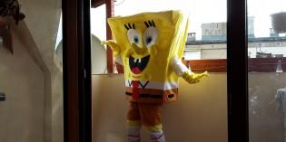 Спондж Боб – рожден ден парти!