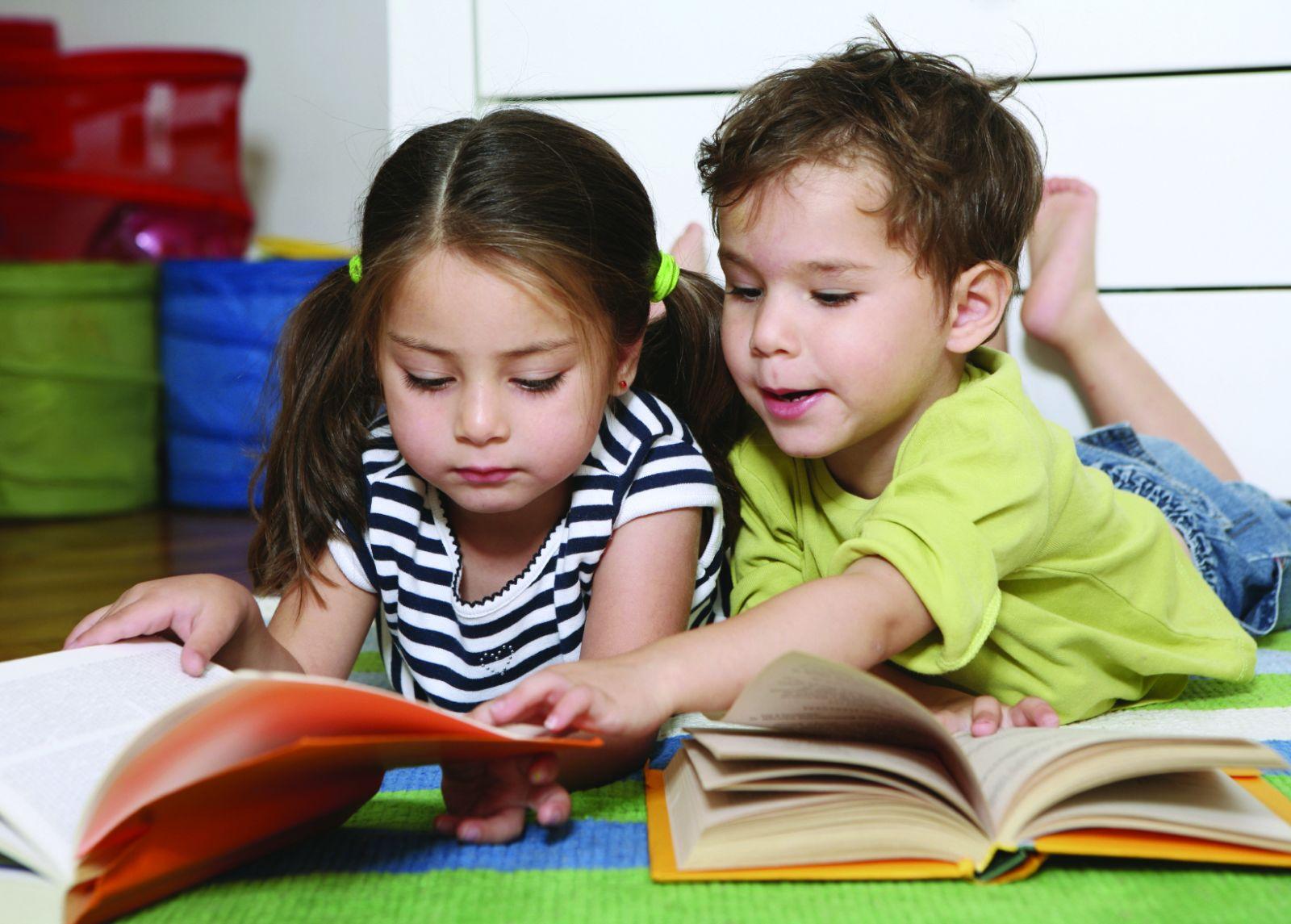 Как да изкушим децата да четат