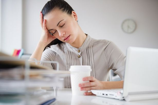 7 причини за хроничната умора