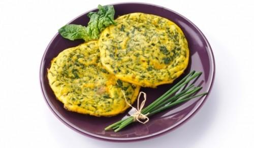 spanachen-omlet