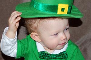 17 март – денят на Свети Патрик и зелената детелина