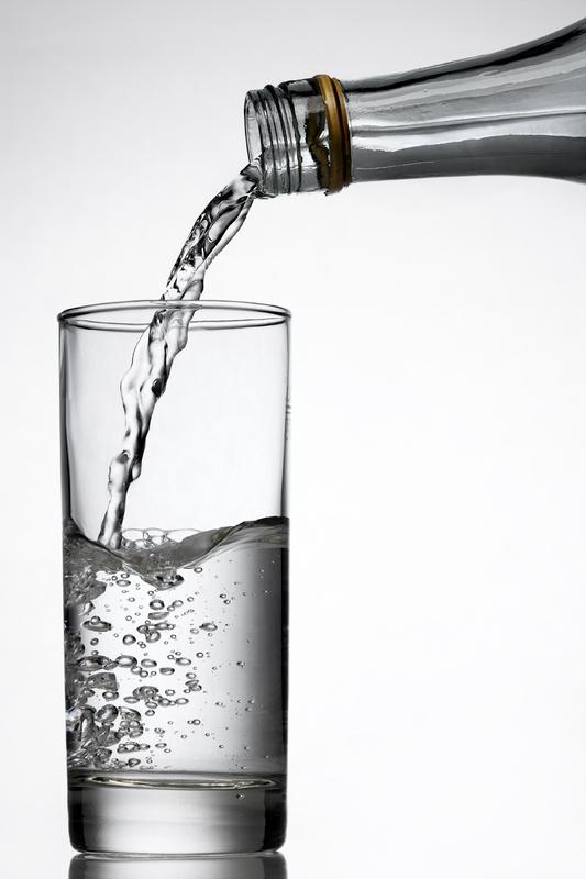 Водата сутринрано, защото е важна!