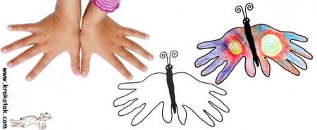 Да нарисуваме животни с детски ръчички