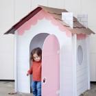 Разглобяема къщичка за игра