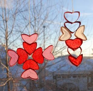 Витражи за Свети Валентин