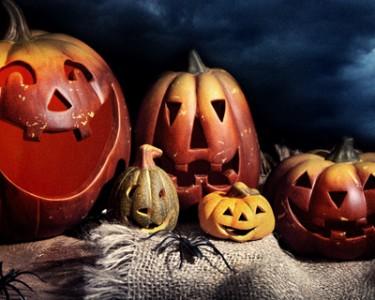Как да си направим страшна тиква за Хелоуин