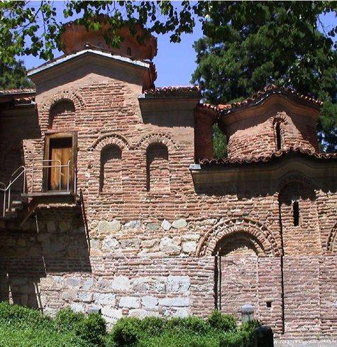 """Боянски манастир """"Св. Панталеймон"""""""