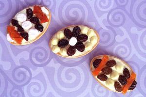 Три забавни идеи за здравословни великденски закуски