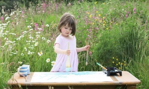Iris-Grace-Painting