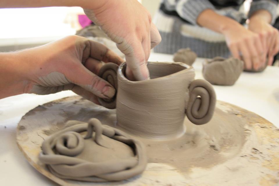 Игри за деца на 3+: Чудеса от глина