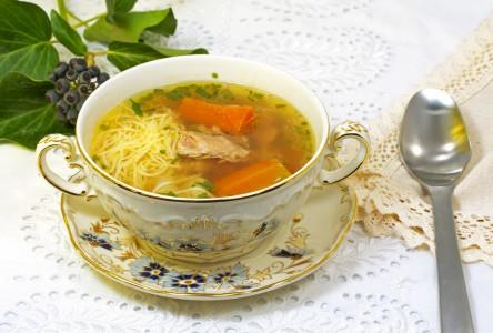 7 лечебни храни при настинка и грип