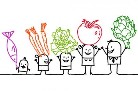 Девет суперхрани за бебета и деца